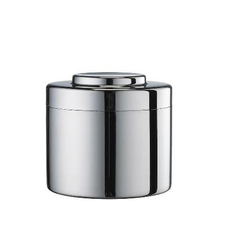 Tiamo 0903 不鏽鋼茶葉罐(小) 400ml (HG2804)