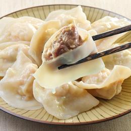 士東市場【123水餃】韭黃牛肉水餃10顆