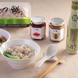 士東市場【123水餃】蛋皮餛飩10顆