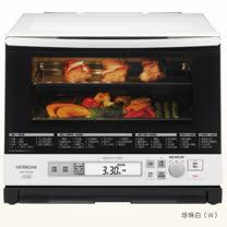 日立 HITACHI 33L過熱水蒸氣烘烤微波爐 MRO-SV1000J