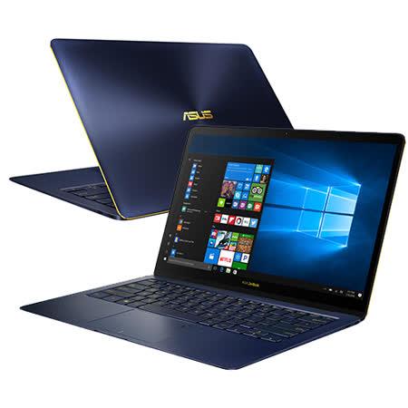 (ASUS華碩) UX490UA-0081A7500U 14吋FHD/i7-7500U/1TB SSD 極致纖薄筆電(皇家藍)