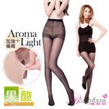【BeautyFocus】台灣製透明感果酸絲褲襪-3939黑色