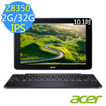 Acer 宏碁 One 10 S1003-1641 2合1變形平板筆電 (Z8350/32G/W10)