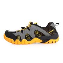 (男) DIADORA 戶外水陸鞋-慢跑 登山 健走 露營 灰黃