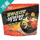 韓式泡菜風味石鍋拌飯161.5G/包