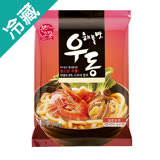 韓本故莊海鮮風味烏龍麵210G/包