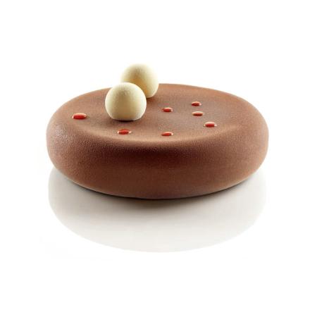 義大利進口《Silikomart》圓型模/矽膠模/冰模/巧克力模/28.201.87.0065