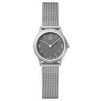 瑞士 Calvin Klein 時尚米蘭風中性腕錶 (K3M53154)