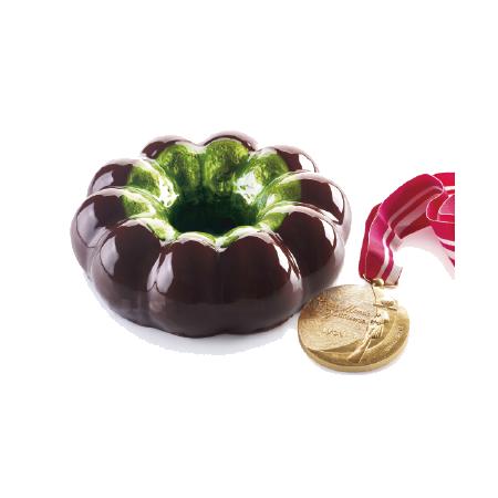 義大利進口《Silikomart》時間魔法套裝/空心菊花模/矽膠模/冰模/巧克力模/25.955.99.0065