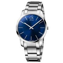 瑞士 Calvin Klein 經典大錶鏡造型男錶 (K2G2114N)