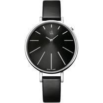 瑞士 Calvin Klein 浪漫簡約時尚名媛腕錶 (K3E231C1)