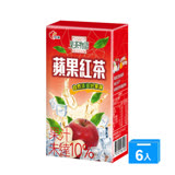 M-光泉果茶物語蘋果紅茶250ml*6