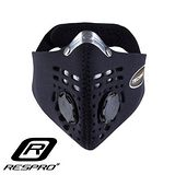英國 RESPRO TECHNO 防霾競速騎士口罩 ( 黑色 )
