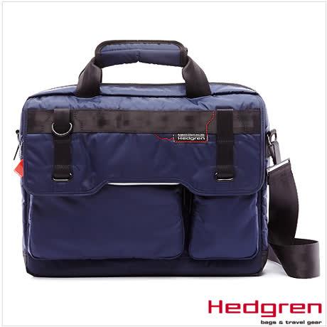 "Hedgren 15""電腦公事包-靛藍色"