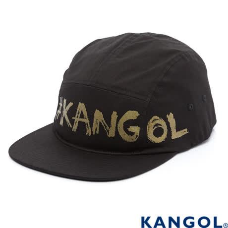 Kangol 棒球帽-黑色S-M