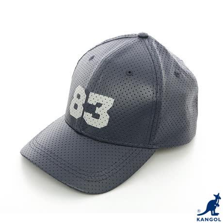 Kangol 棒球帽-深藍色F