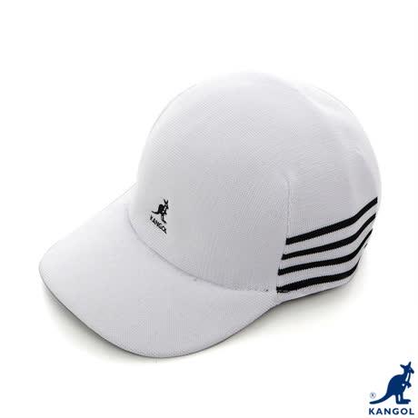 Kangol 棒球帽-白色L
