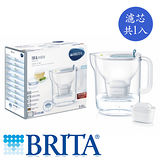 德國 BRITA Style純淨濾水壺(內含1入濾芯)_藍色