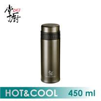 《掌廚》304不鏽鋼保冰/保溫瓶 (PBE-450Gr)