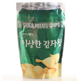 【韩国】怪怪洋芋片-汽水(130g/包)