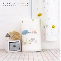 【クロワッサン科羅沙】日本今治~Kontex 二重紗小豬大浴巾 80*130cm
