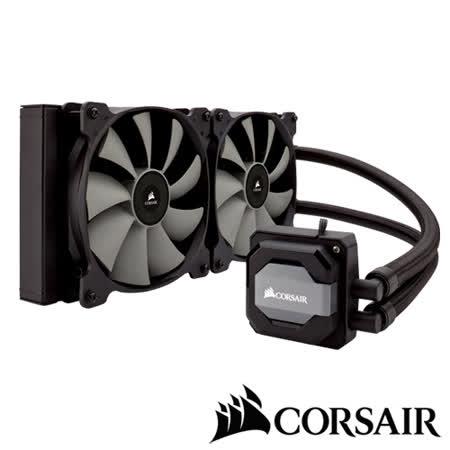 CORSAIR海盜船 H110i CPU水冷散熱器