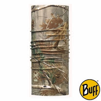 BUFF 授權釣魚-深秋枯葉 COOLMAX抗UV頭巾
