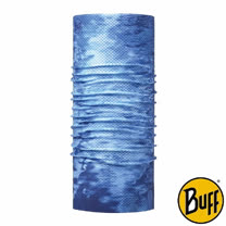 BUFF 釣魚-遠洋冥想 COOLMAX抗UV驅蟲頭巾