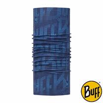 BUFF 海軍藍紋 COOLMAX抗UV頭巾