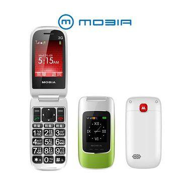 MOBIA 摩比亞 2.4吋摺疊式掀蓋式手機軍人機/老人機/孝親機 M700