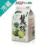 J-農搾檸檬飲375ML /瓶