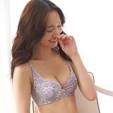 【蕾黛絲】超值嚴選 輕透仲夏 B-E罩杯內衣(藕紫)