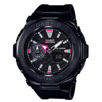CASIO 卡西歐 BABY-G 時尚運動首選雙顯錶 BGA-225G-1A