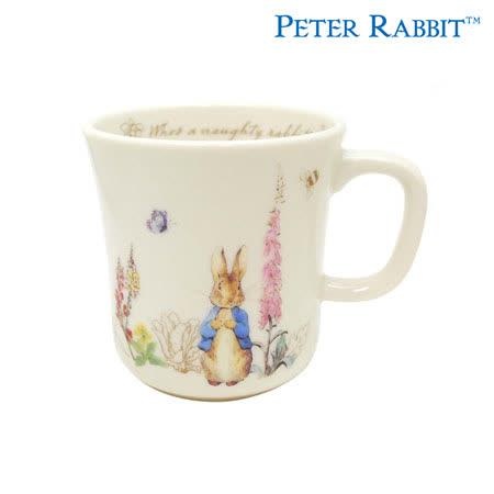 【クロワッサン科羅沙】Peter Rabbit~ 經典比得兔 田園馬克杯(比得)PR471-11