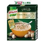 康寶奶油風味經典蕈菇濃湯二人份
