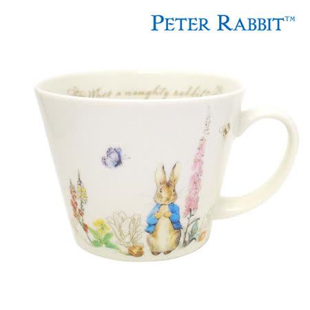 【クロワッサン科羅沙】Peter Rabbit~ 經典比得兔 田園大馬克杯(比得)PR471-36