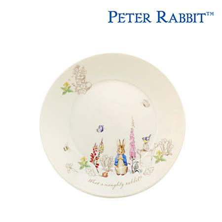 【クロワッサン科羅沙】Peter Rabbit~ 經典比得兔 田園餐盤(比得)PR471-330