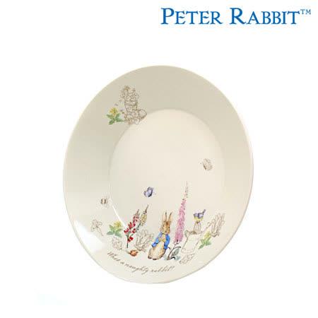 【クロワッサン科羅沙】Peter Rabbit~ 經典比得兔 田園餐盤22CM(比得)PR471-355