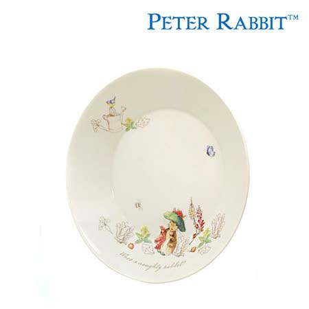 【クロワッサン科羅沙】Peter Rabbit~ 經典比得兔 田園餐盤22CM(班傑明)PR473-355