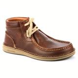勃肯BIRKENSTOCK 1001327。PASADENA 帕莎蒂娜 高筒休閒鞋(咖啡)