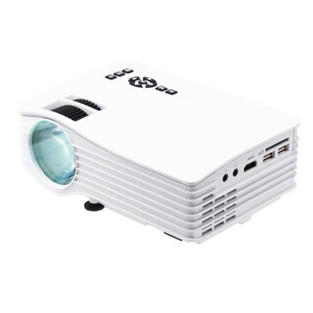 IS愛思 P040W 附遙控器 140吋WiFi微型投影機