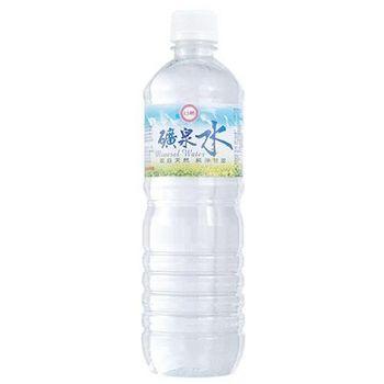 台糖 台糖礦泉水4箱 (600mlX24瓶/箱)