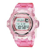CASIO 卡西歐 BABY-G 活力豔彩潮流雙顯運動女錶 BG-169R-4DR