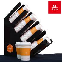 Mdovia咖啡杯架 耐熱隨行杯100組