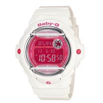 CASIO 卡西歐 BABY-G 活力豔彩潮流雙顯運動女錶 BG-169R-7DDR