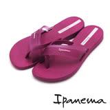 IPANEMA 巴西優雅海灘人字拖鞋夾腳拖 女鞋-紫