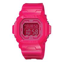 CASIO 卡西歐 BABY-G 果凍系列潮流雙顯運動女錶 BG-5601-4