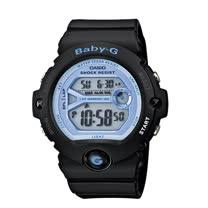 CASIO 卡西歐 BABY-G 繽紛嫩彩雙顯運動女錶 BG-6903-1DR