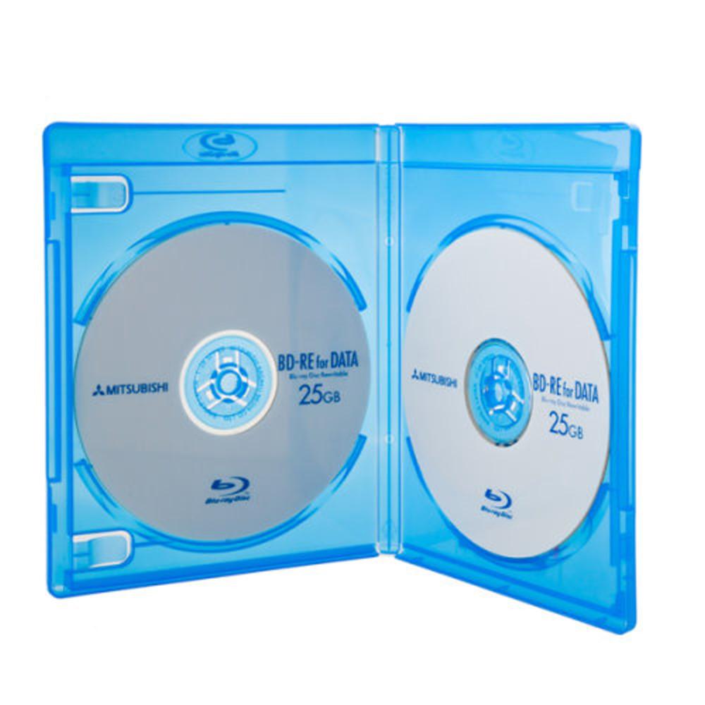 DigiStone 藍光DVD Logo燙銀雙片精裝軟盒  100個