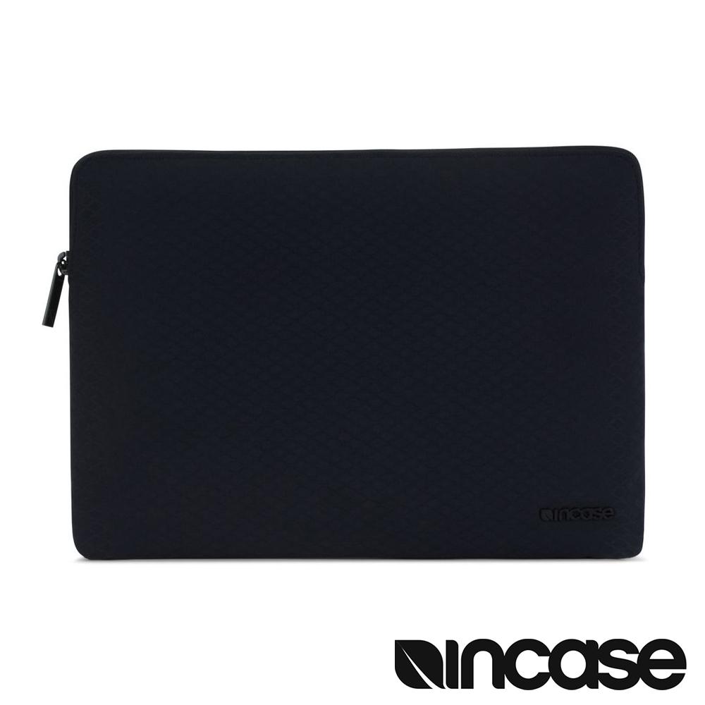INCASE Slim Sleeve 13 吋 MacBook 筆電保護套 (格紋耐磨) - 晶鑽黑